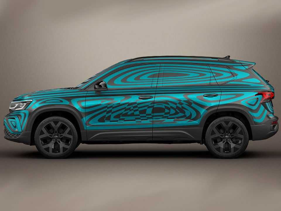 VolkswagenTaos 2021 - lateral
