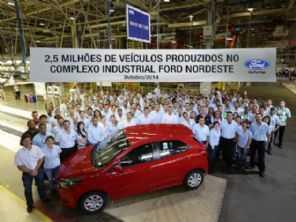 Sindicatos pedem ''nacionalização'' da Ford