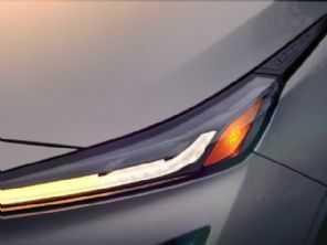 Uma boa para o Brasil? SUV do Bolt é antecipado por teaser nos EUA