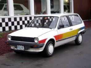 Öko-Polo: o raro protótipo da VW que alcançava 30 km/l em 1988