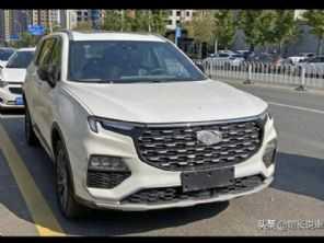 Irmão do Ford Territory, SUV 7 lugares Equator tem novos flagras na China