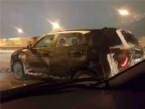 Flagras sinalizam que nova geração do Hyundai Creta deverá adotar visual próprio na Rússia