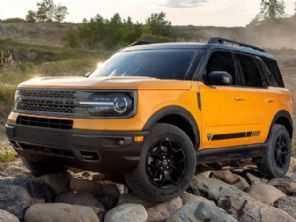 Ford Bronco Sport terá produção suspensa por falta de componentes
