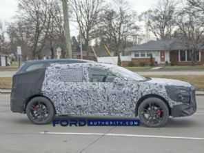 Novo Ford Fusion finaliza testes antes da estreia neste ano