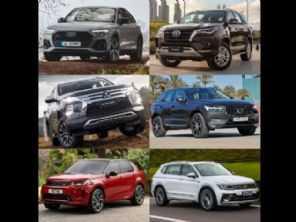 SUVs premium: XC60, Discovery Sport, Q5, Tiguan Allspace, Pajero Sport ou SW4?