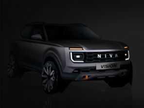 Lada Niva ganhará nova geração em 2024