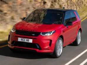 Land Rover define preços para Discovery Sport e Evoque 2021