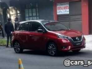 Com frente do novo Versa, Nissan March ganha sobrevida no México