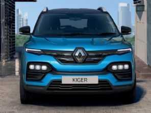 SUV do Kwid é lançado na Índia e surpreende no preço