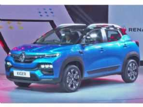 Mini-SUV, Renault Kiger é finalmente revelado