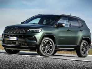 Novos Jeep de 7 lugares e Compass terão novidades em abril, diz site