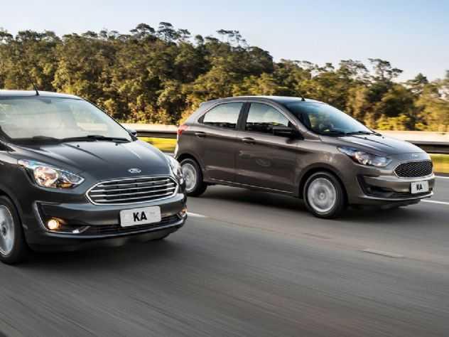 Ka despenca no ranking e Ford já vende menos que Jeep