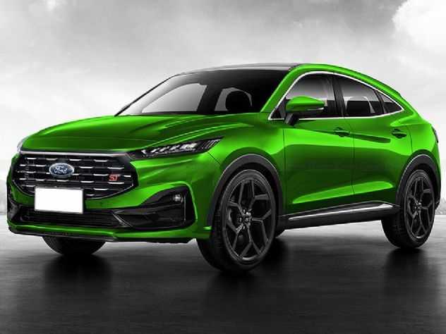 Agora SUV, Ford Fusion pode ficar assim