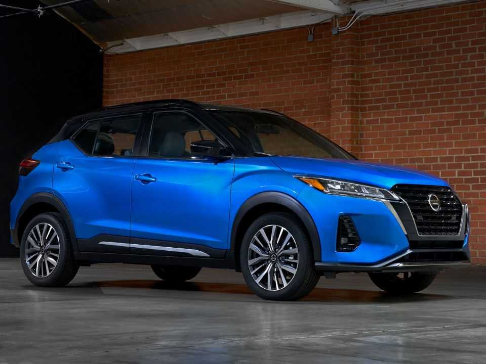 Nissan Kicks reestilizado à venda nos EUA