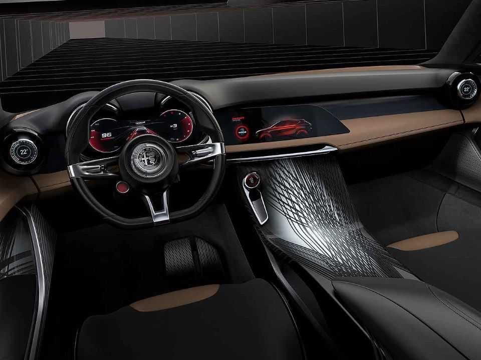 Alfa Romeo Tonale (conceito)