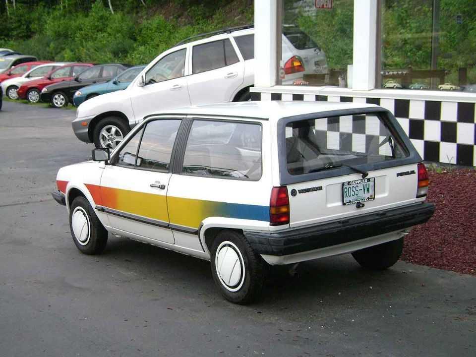 Volkswagen Öko-Polo 1988