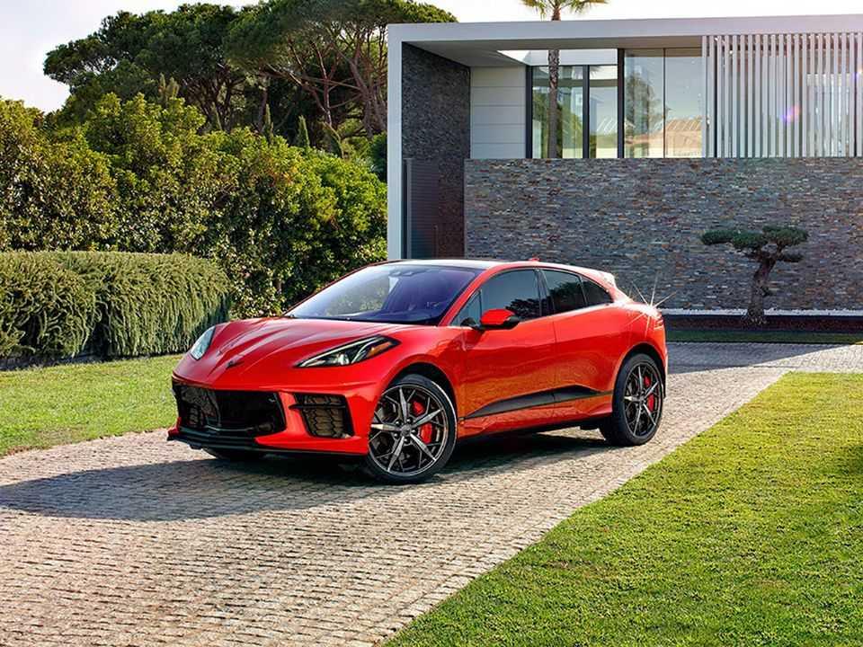 """Projeção de Kleber Silva para um eventual """"Corvette SUV"""""""