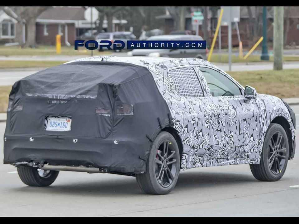 Sucessor do Ford Fusion finalizando testes antes da estreia neste ano