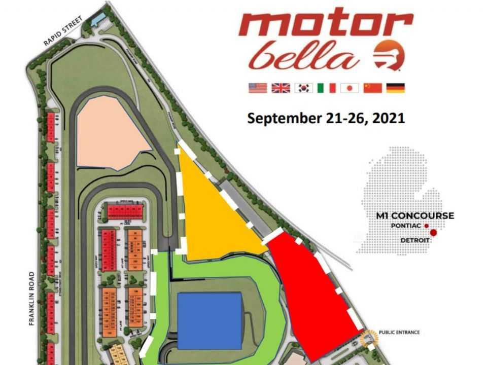 Salão de Detroit se chamará Motor Bella