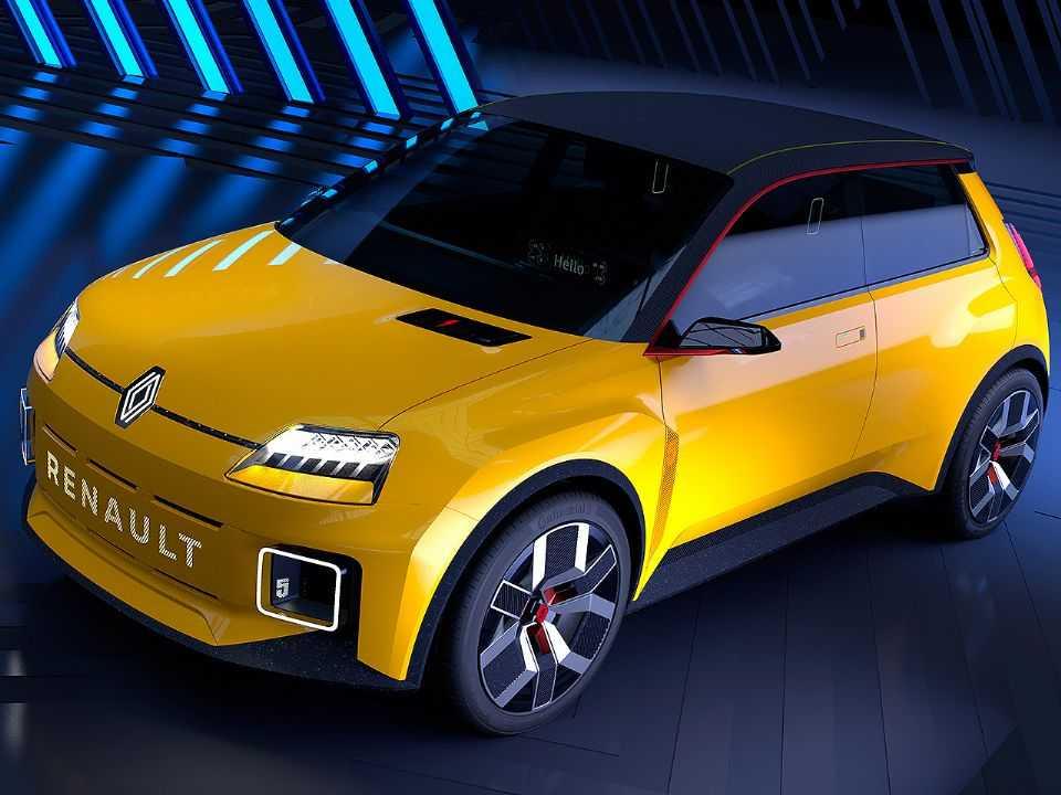 Protótipo Renault 5: fabricante buscará democratizar o carro elétrico na Europa