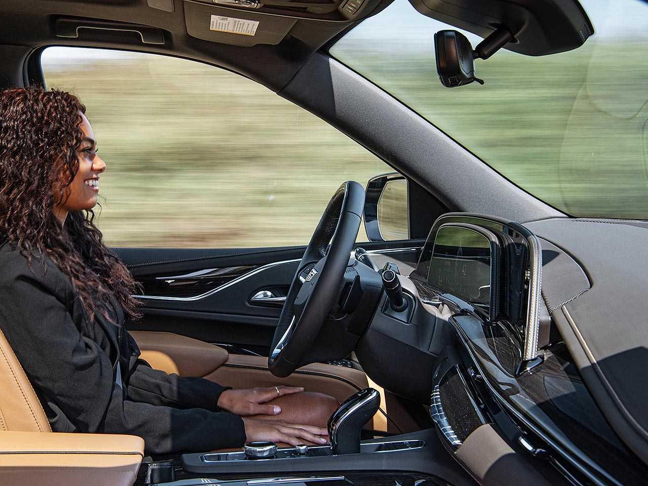 Novo sistema de condução autônoma é uma evolução do Super Cruise já oferecido pela marca Cadillac