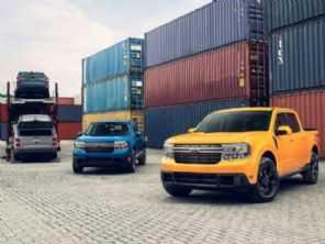 Ford Maverick chega ao Brasil em versão exclusiva
