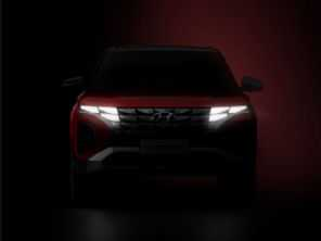 Facelift do Hyundai Creta pode ir muito além da nova dianteira