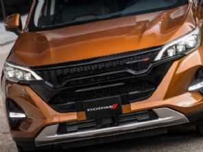 Novo Dodge Journey é apresentado oficialmente no México