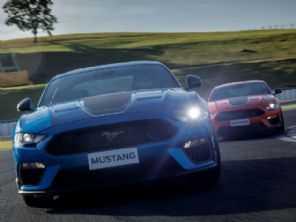 Próxima geração do Ford Mustang deve ganhar motores híbridos