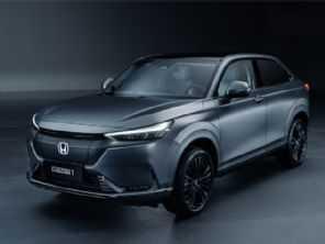 Novo Honda HR-V terá versão totalmente elétrica na China