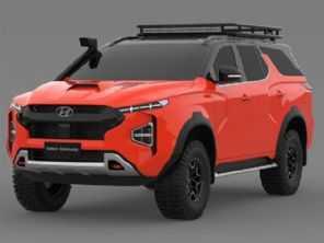Hyundai pode ter rivais para a picape Hilux e o SW4
