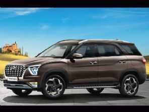 Hyundai confirma o lançamento do Creta de 7 lugares no México