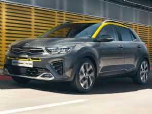 Kia Stonic será o primeiro SUV compacto híbrido-leve do Brasil