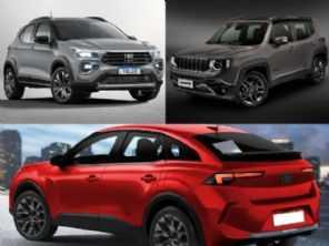 Estratégia da Stellantis para SUVs de Fiat, Jeep, Peugeot e Citroën fica mais clara
