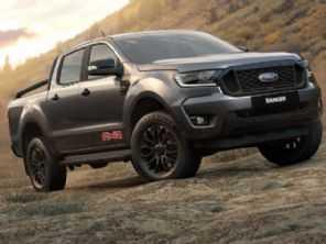 Ford prepara despedida da Ranger atual com séries especiais