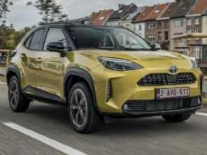 Toyota Yaris Cross: franceses avaliam SUV que será fabricado no Brasil