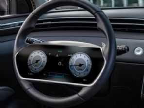 Tela até no volante? Hyundai já trabalha na ideia
