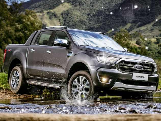Ford Ranger vai trocar motor 3.2 diesel por um V6 na próxima geração