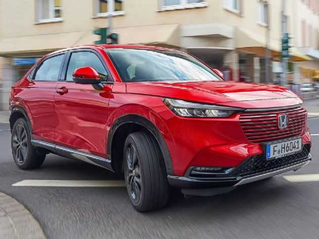 Novo Honda HR-V: ingleses avaliam SUV que estreia no Brasil em 2022