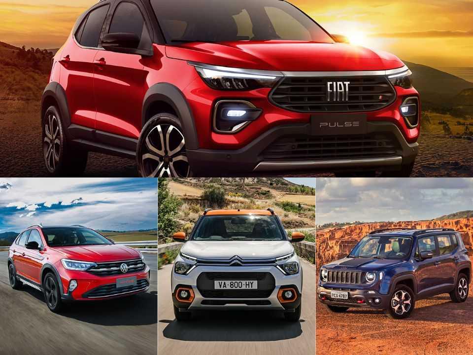 Fiat Pulse: saiba como será o posicionamento de mercado da novidade