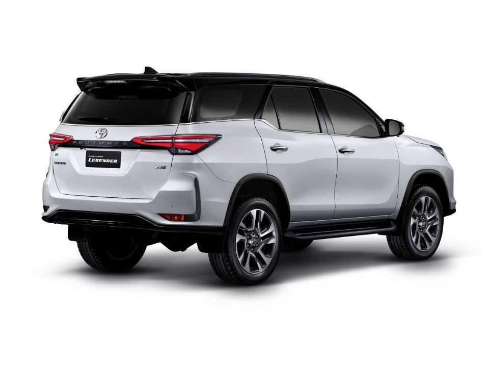 Toyota SW4 2022