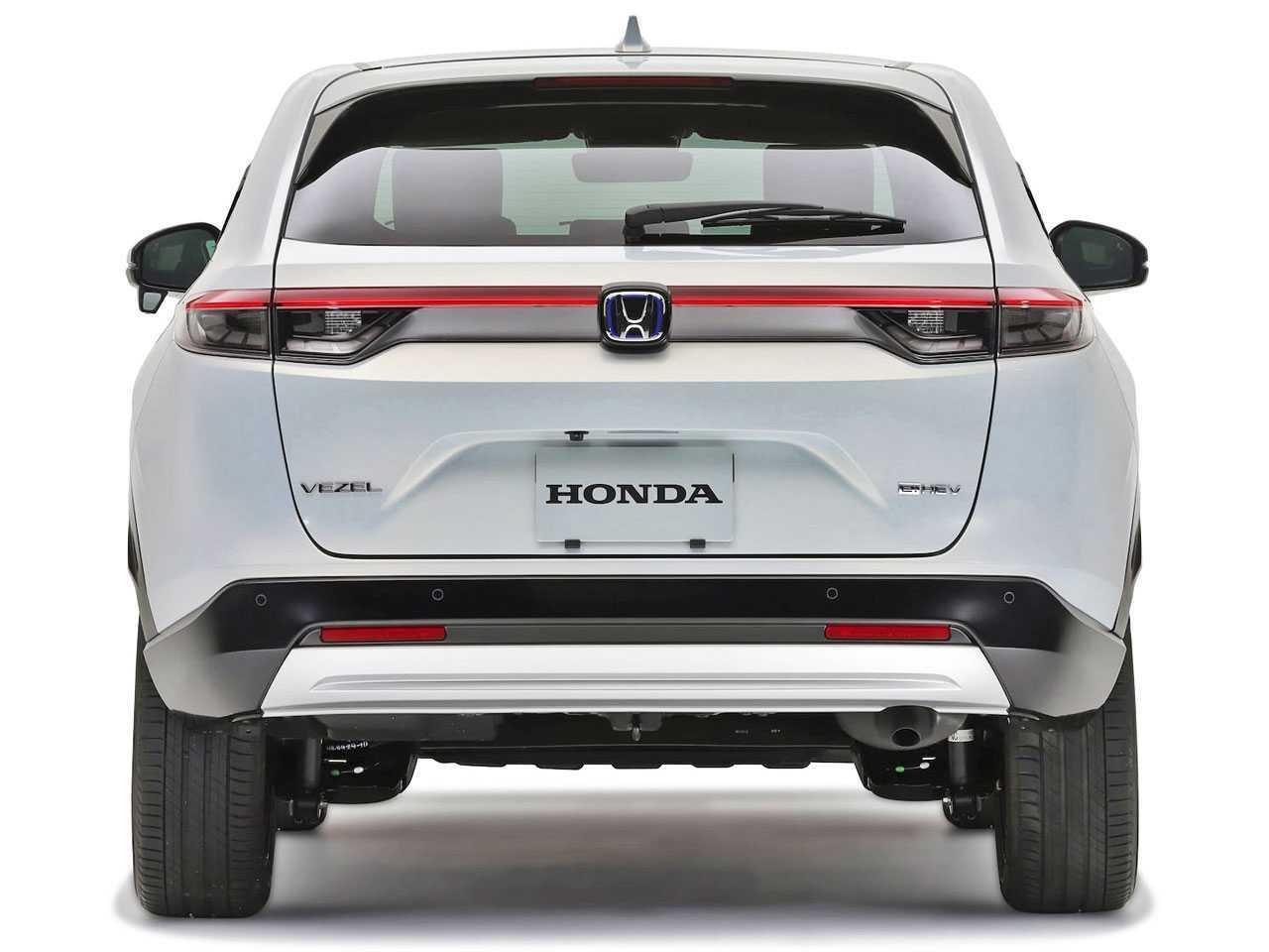 HondaHR-V 2022 - traseira