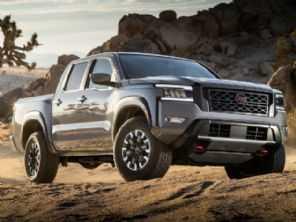 Nissan apresenta nova geração da Frontier para os EUA