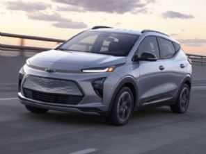 Chevrolet já tem um SUV elétrico para chamar de seu, o Bolt EUV