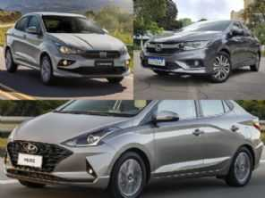 Honda City, Hyundai HB20S ou um Fiat Cronos?