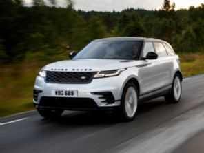Range Rover Velar 2021 estreia motor eletrificado no Brasil