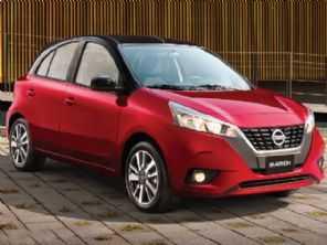 March com cara de Versa: Nissan atualiza o hatch no México