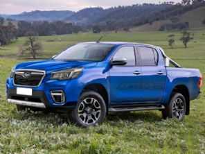 Picape Subaru? Marca japonesa pode lançar modelo baseado na Hilux