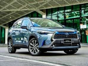 Confirmado: Toyota Corolla Cross estreia dia 11 de março no Brasil