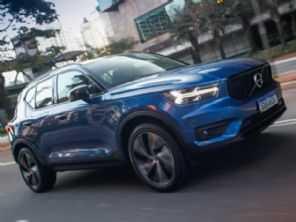 Volvo XC40 estreia versões híbridas de entrada no Brasil